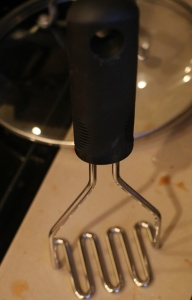 this is a potato masher